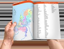Beste voordelige topografieboekjes